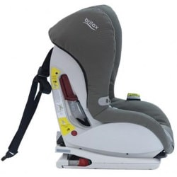 RIGID isofix child restraint