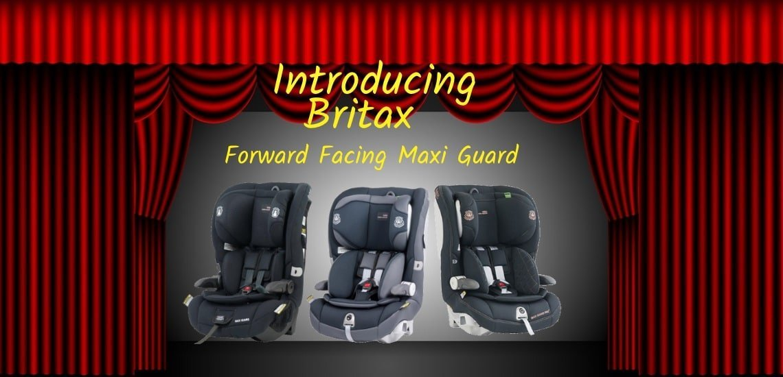 Britax maxi Guard Forward Facing G seat
