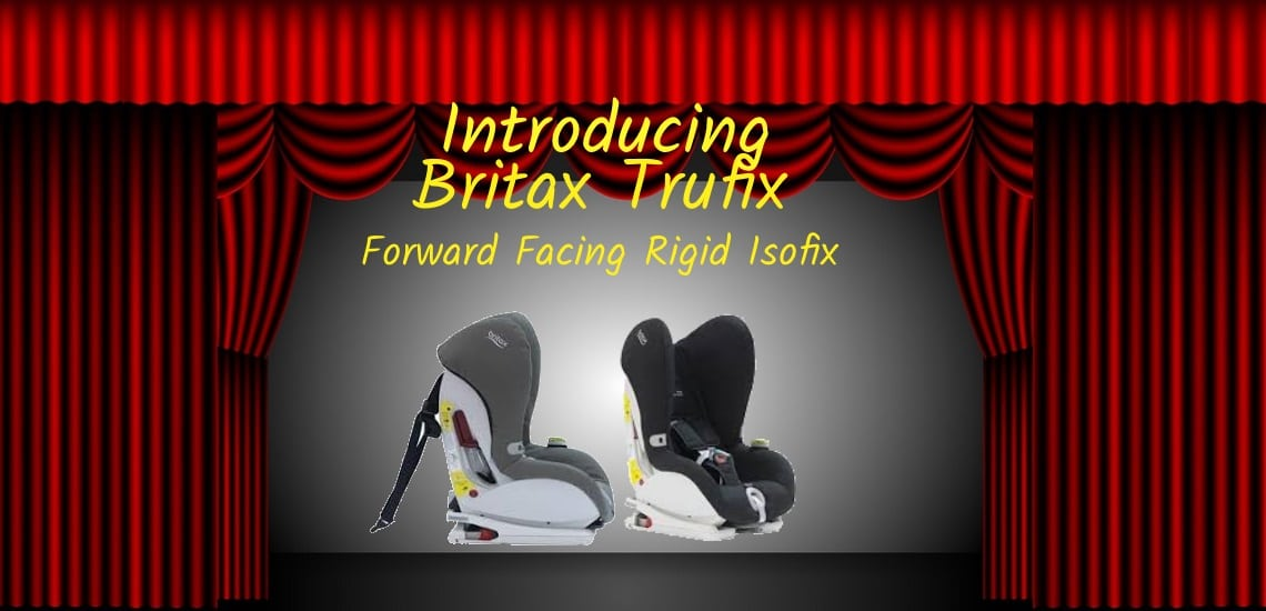 discontinued britax tru fix