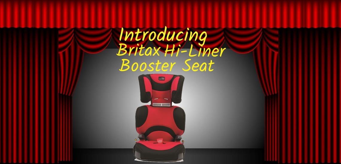 britax hi-liner booste seat