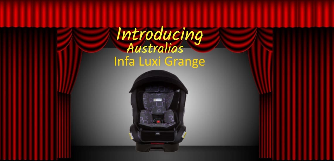 Infa Luxi grange all in one car seat