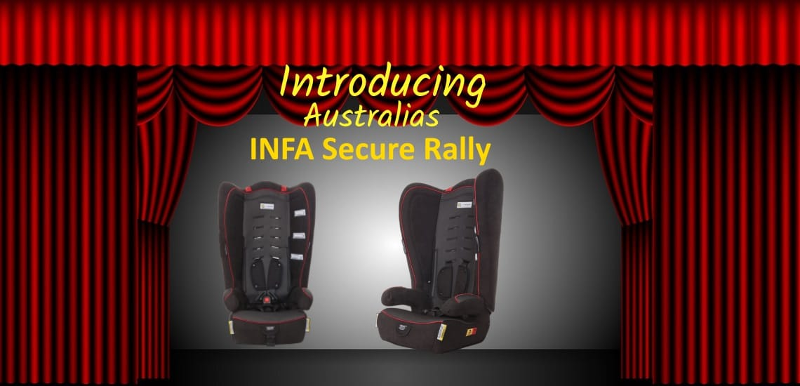 Infa Secure Rally Carseat