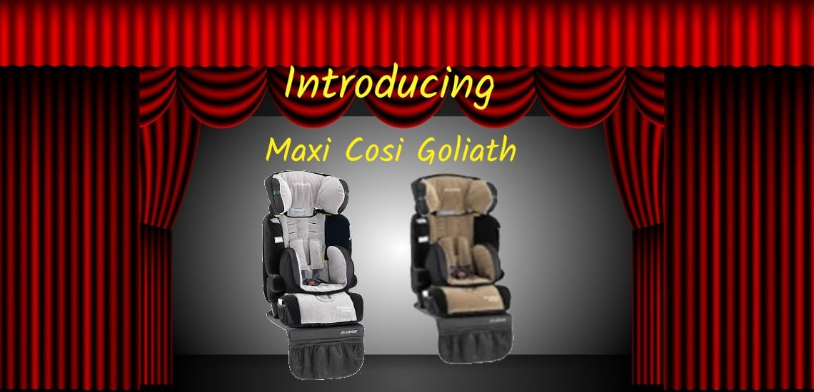 maxi cosi goliath review