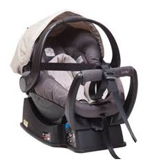 Baby Capsule Hire Bayside Melbourne - Child Restraint Fitting
