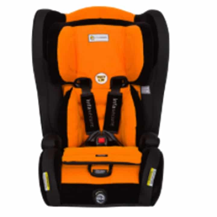 Infa Secure Car Seat Installation