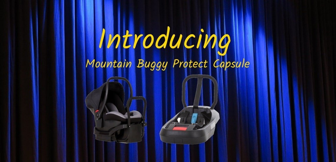 Mountain Buggy protect capsule
