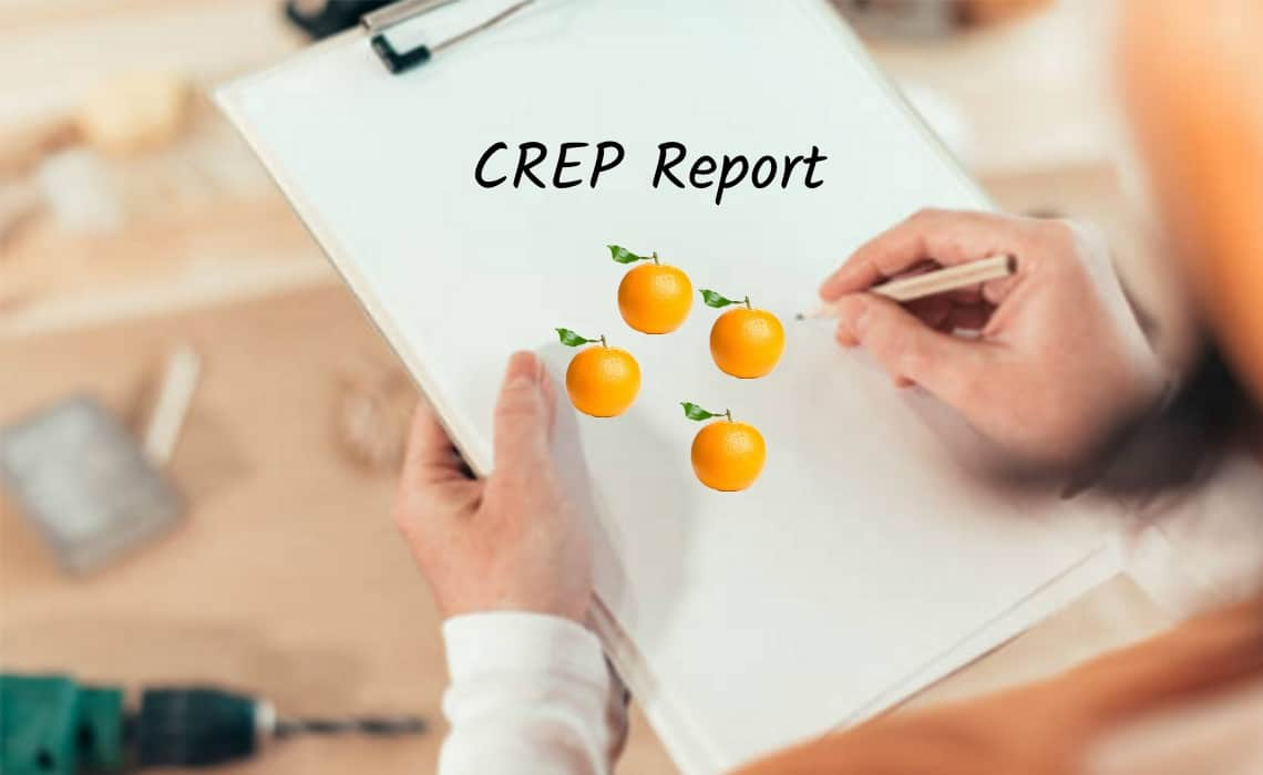 CREP Report is it work the effort