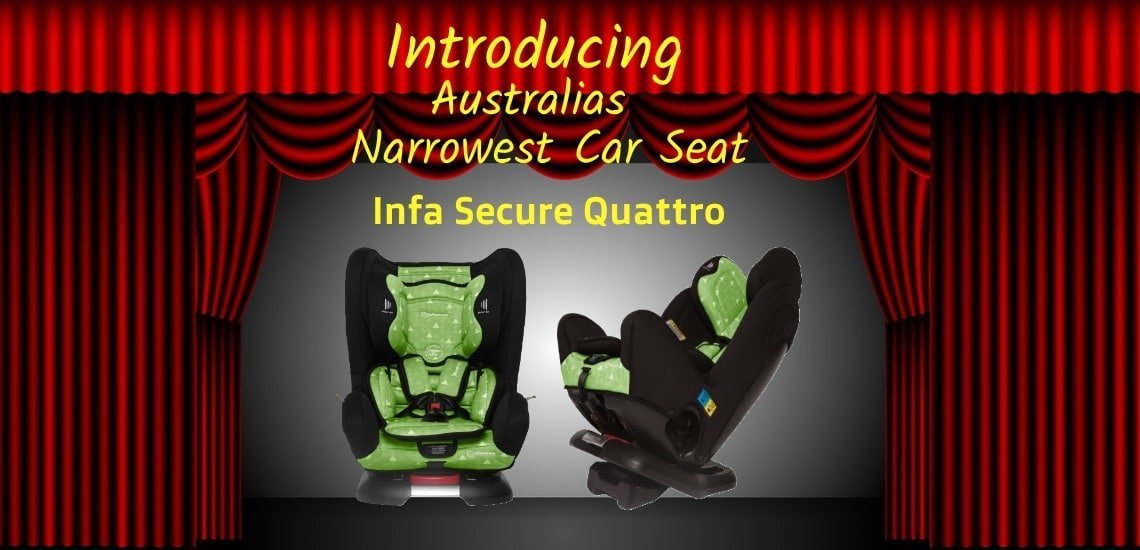 Smallest child restraint quattro