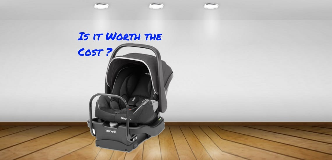 Recaro baby capsule review