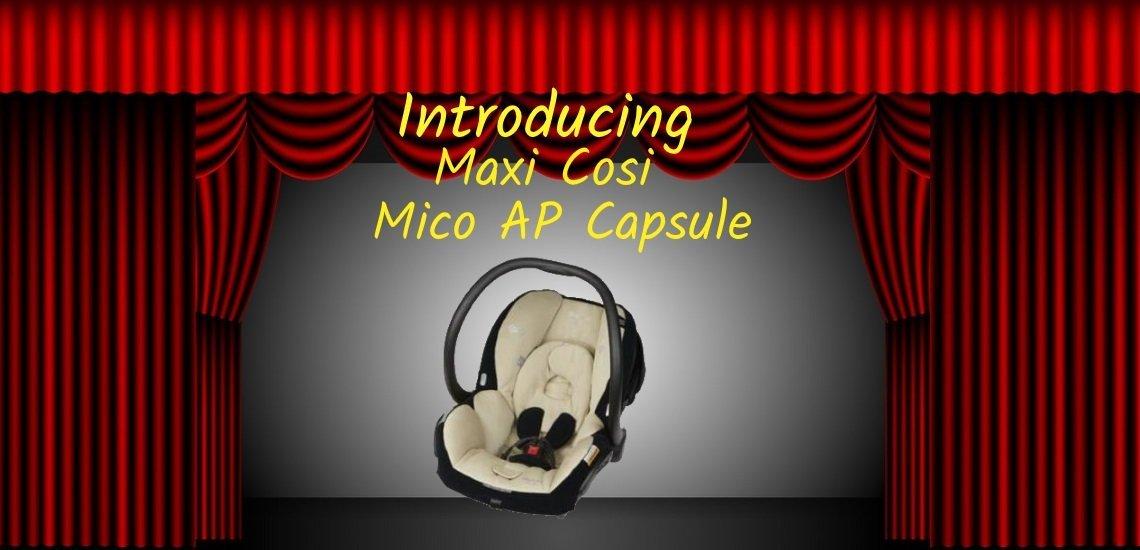 baby capsule hire Mico ap
