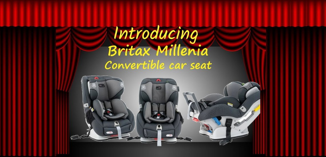 Britax millenia car seat review