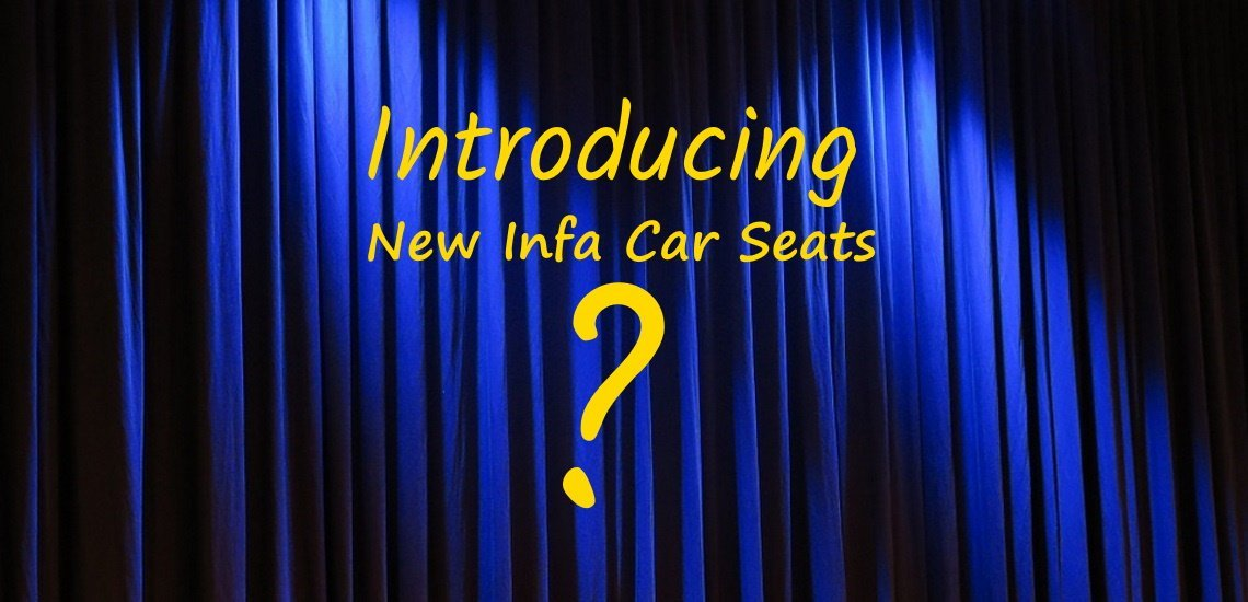 new infa car-seats