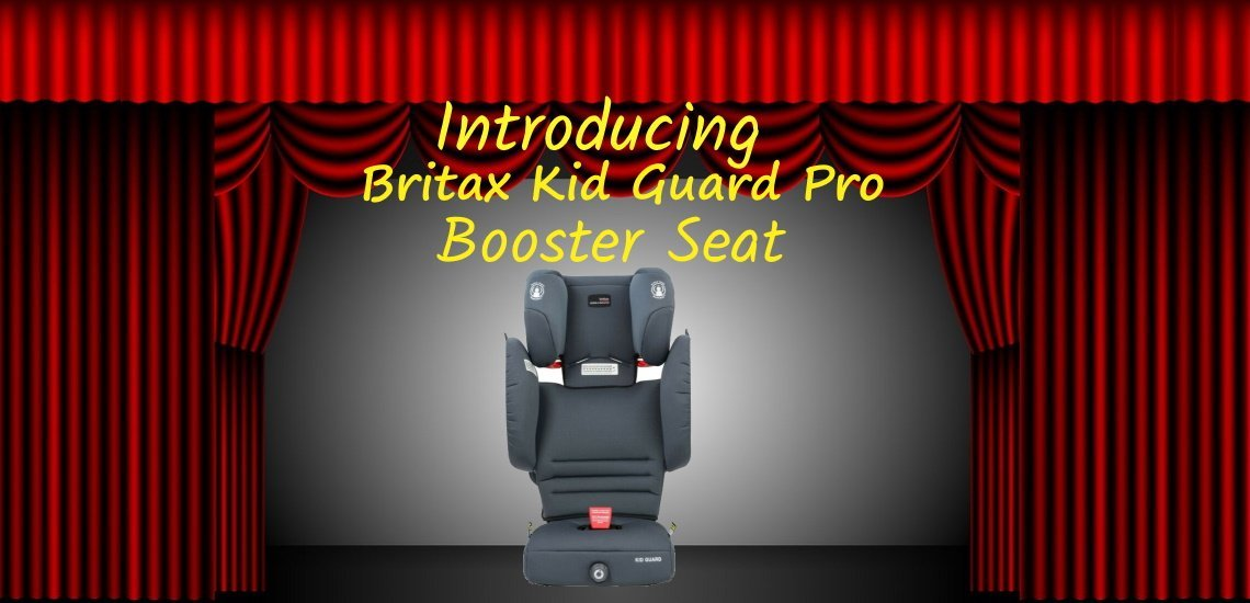 britax kid guard pro booster seat review