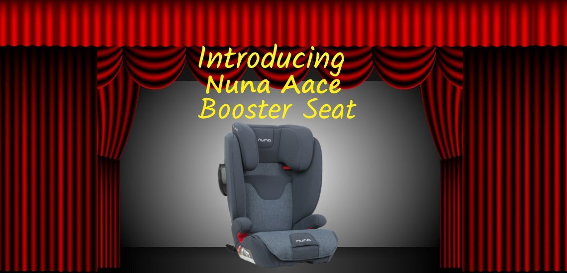 nuna aace booster seat review
